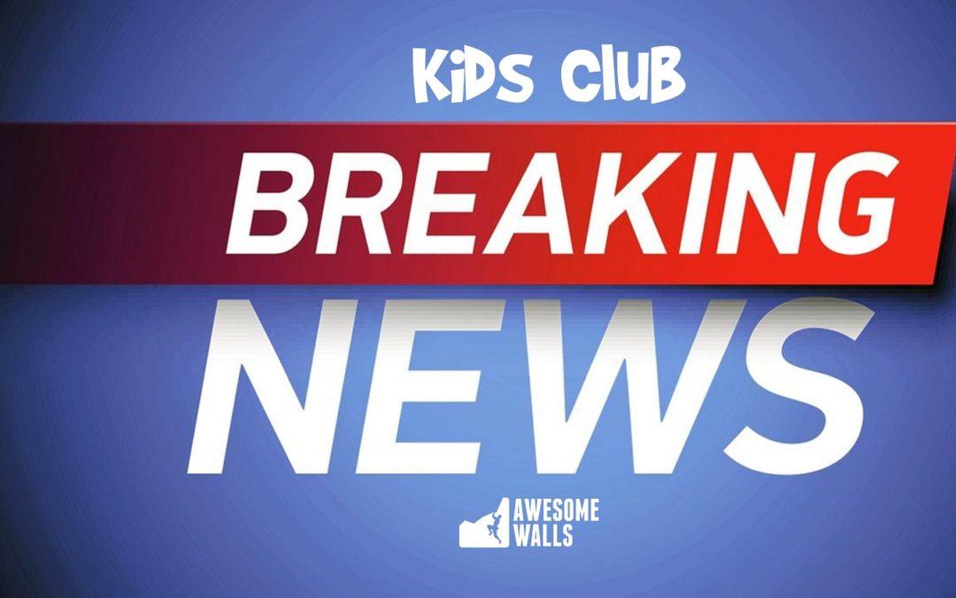 Breaking News – Kids Club
